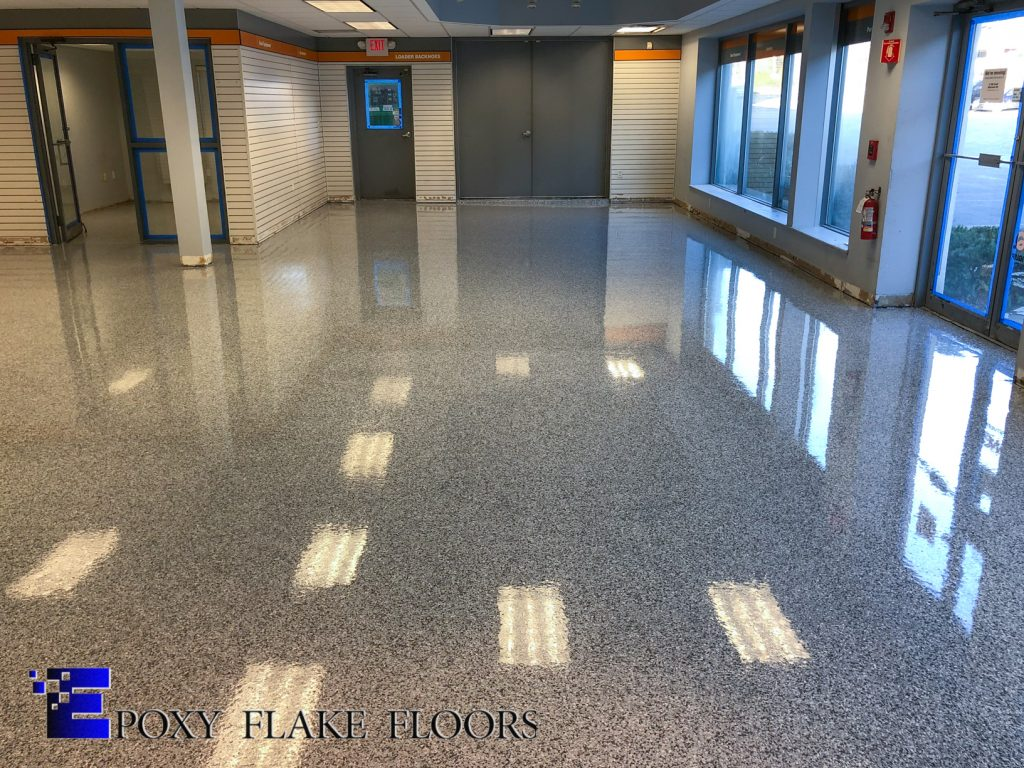 Epoxy Flake Floors