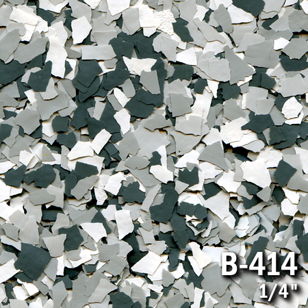 Our Most Popular Flake Color (B-411)